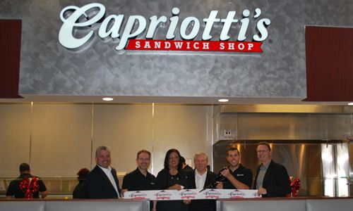 Capriotti's Sandwich Shop Celebrates 100th Restaurant