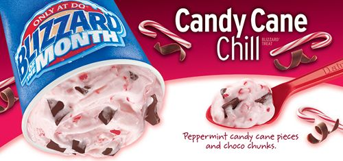 Chill Out with Dairy Queen this Holiday Season