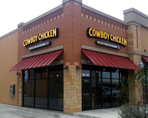 Cowboy Chicken Now Open in Forney - First-Ever Drive-Thru