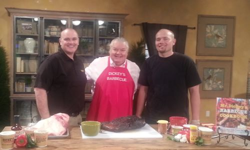 Dickey's Barbecue Pit Throws Grand Opening Shindig in Twin Falls