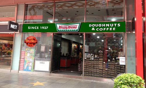 First Krispy Kreme Doughnut Shop Set To Open in Taiwan