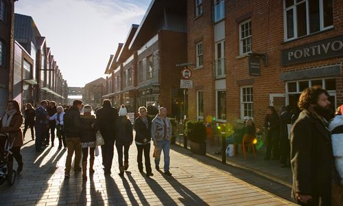 Gloucester Quays Formally Opens Its New Leisure Quarter as More Retailers Join the Line-up