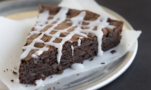 Peppermint + Brownie = Pie Five Holiday Deliciousness
