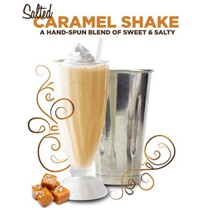 Smashburger Brings Back Salted Caramel Shake Nationwide