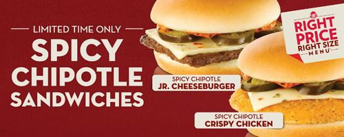 Feel the Heat: Wendy's Spices Up Value Menu with Two New Zesty Choices