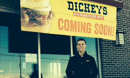 Dickey's Barbecue Rings in New Year with New Amelia Restaurant
