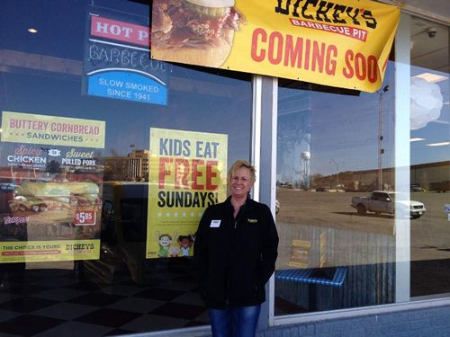 Big Spring is Having a Party to Celebrate the New Dickey's Barbecue Pit
