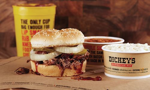 Dickey's Barbecue Pit Saddles Up to Lumberton