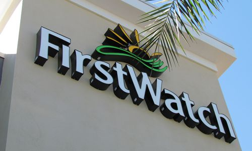 First Watch Restaurants Headed to North Carolina - Signs New Franchise Agreement