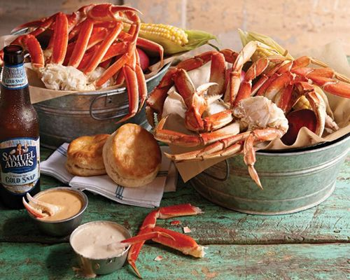 Joe's Crab Shack Introduces 15 New Ways To Enjoy Its Famous Fresh Crab