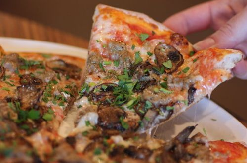 Live Basil Pizza Makes California Debut at New L.A. Live Location, January 21