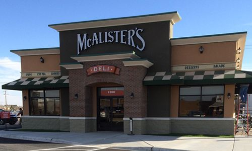 McAlister's Deli Announces Opening of Restaurants in Abilene and Andrews, Texas