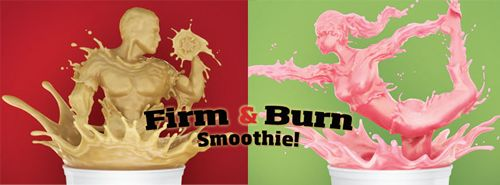 New Firm and Burn Smoothie Recipe for Resolution Success