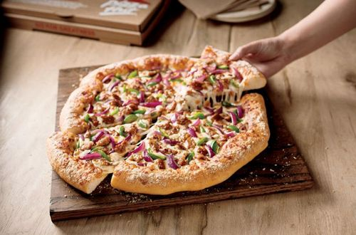 Redefining a Category Standard: Pizza Hut Launches All New Hand-Tossed Pizza Featuring a Lighter, Airier Crust