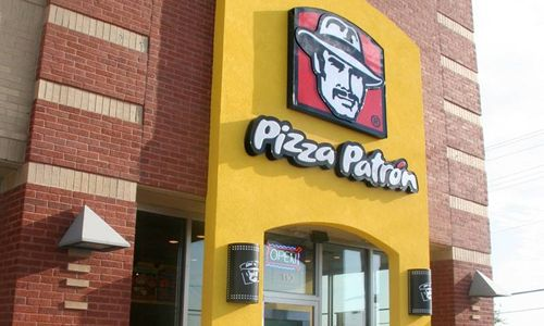 Pizza Patron Closes 20% of Its Stores, Sets Sales Record