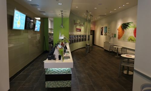 Yogurtland Opens on New York's Upper West Side