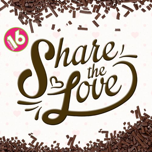 "16 Handles Frozen Yogurt Launches ""Share the Love"" Campaign"