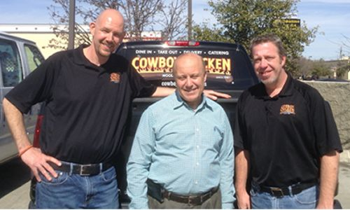 Cowboy Chicken Signs 5-Store Franchise Development Agreement for South Dallas