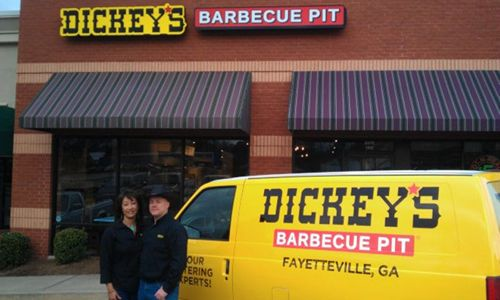 Fayetteville Dickey's Barbecue Opens This Weekend