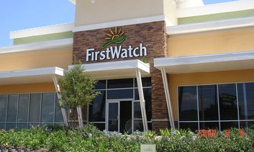 First Watch Restaurant to Debut in North Port