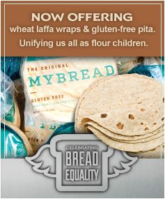 Garbanzo Mediterranean Grill Rolls Out Whole Wheat Laffa, Gluten-Free Pita Nationwide