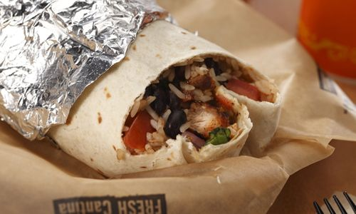Salsarita's Teams Up with PuckerButt Pepper Company to Create World's Hottest Burrito