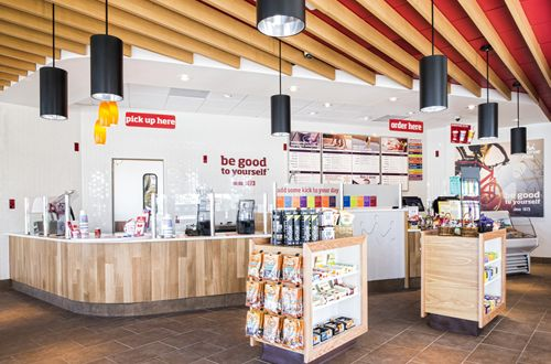Smoothie King Reports Strong First Quarter Results