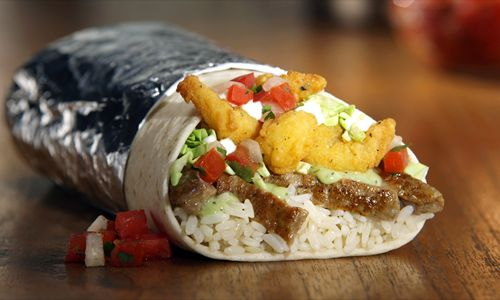 Del Taco Introduces New Epic Surf & Turf Burrito