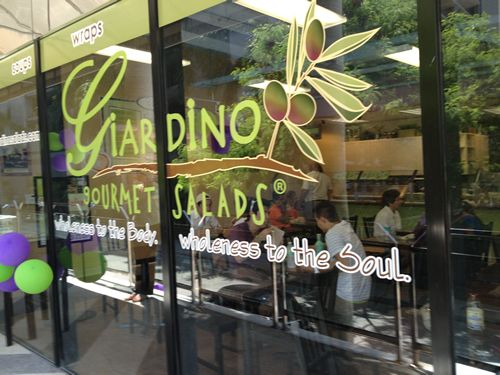 Giardino Gourmet Salads Is Opening Two New Locations in South Florida
