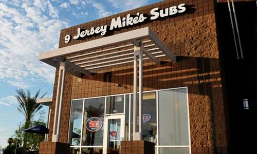 "Jersey Mike's Subs Donates 100% of Sales to 100+ Local Charities on Wednesday for ""Day of Giving"""