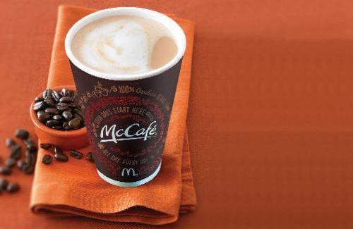 McDonald's USA Perks Up Breakfast With Free McCafe Coffee