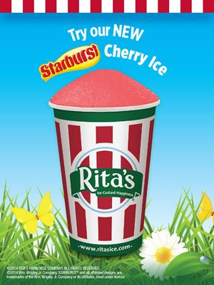 Rita's Italian Ice to Celebrate 22nd Annual First Day of Spring Free Italian Ice Giveaway