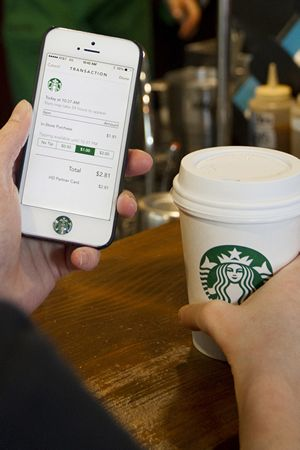 Starbucks Accelerates Mobile Payment Leadership with Release of Enhanced Starbucks App for iPhone