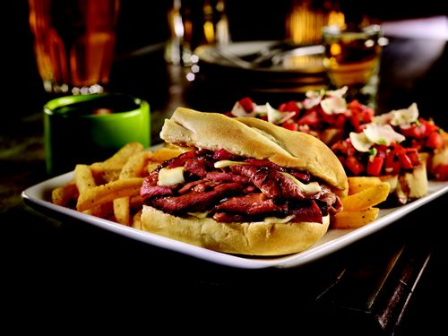 TGI Fridays Launches New Menu Items that Make Lunch the First Happy Hour of the Day
