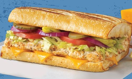 Togo's Lemon Pepper Tuna Gets Reeled Back Onto The Menu For A Limited Time