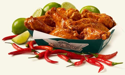 Wingstop Debuts One-of-a-kind Chili Lime Flavor