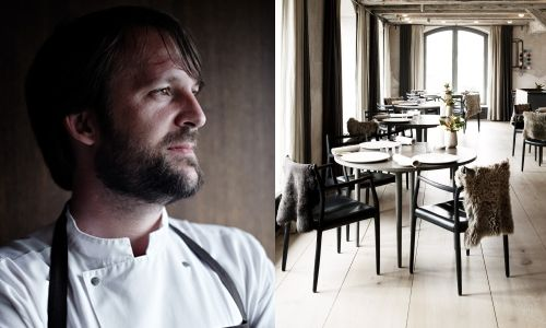 Chef René Redzepi and Noma.