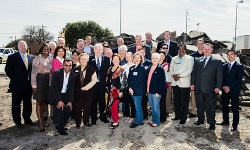 Planting a Seed: Applebee's Breaks Ground on New Richardson, Texas Location
