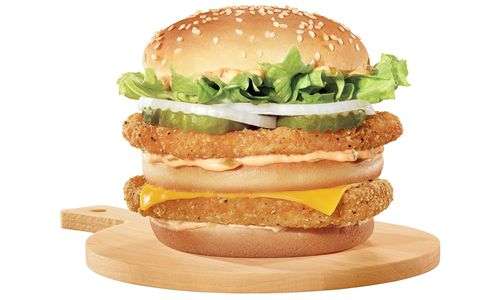 Burger King Introduces Chicken Big King Sandwich