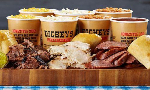 Daniel Georgis Opens New Dickey's Barbecue Pit in Sunnyvale