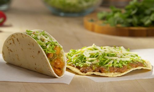 Del Taco's New Menu Items Turn Up the Flavor on the Buck & Under Menu