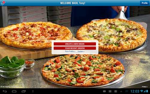 Domino's Pizza Now Accepting Payment via Google Wallet