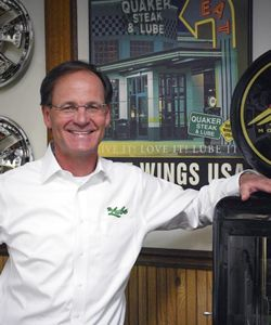 Greg Lippert Named Quaker Steak & Lube Chief Executive Officer
