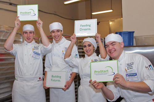 High School Students Compete For $3.75 Million In Scholarships At The National ProStart Invitational