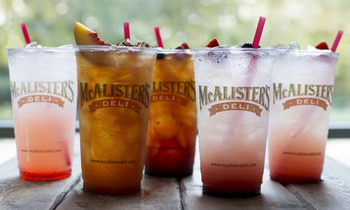 McAlister's Deli Brings Back Popular Pecanberry Salad and Flavored Beverages for a Limited Time