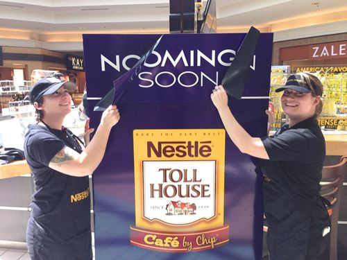 Nestlé Toll House Café by Chip Begins Baking with Love at Grand Traverse Mall