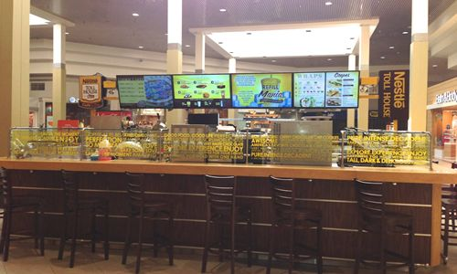 Malls in Louisiana, Florida Welcome Nestlé Toll House Café by Chip
