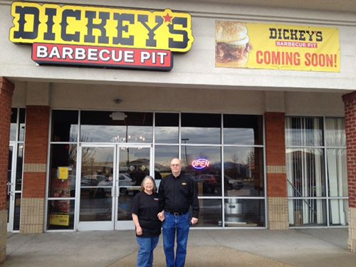 New Dickey's Barbecue in Johnson City Opens This Week