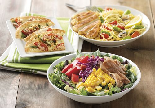 Noodles & Company Introduces New Springtime Dishes