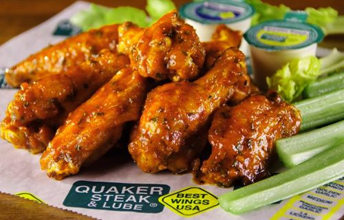 Quaker Steak & Lube To Give Away Free Award-Winning Wings In Advance Of Its Official Edison Grand Opening